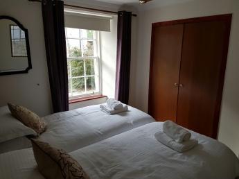Bedroom, Dunkeld Self Catering Birnam Holiday Cottage