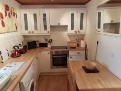 Kitchen 2, Dunkeld Self Catering Birnam Holiday