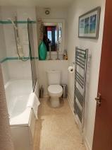 Bathroom, Dunkeld Self Catering Birnam Holiday Cottage