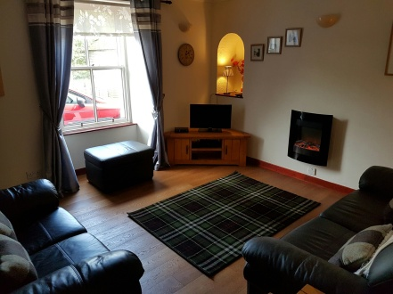 Living Room 3, Dunkeld Self Catering Birnam Holiday Cottage
