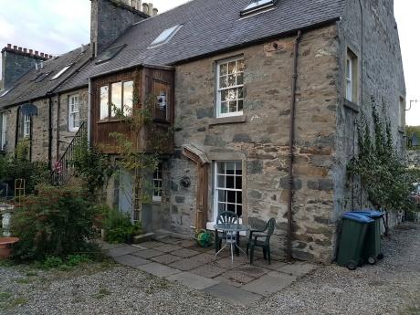 Rear 2, Dunkeld Self Catering Birnam Holiday Cottage