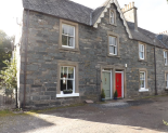 Front, Dunkeld Self Catering Accommodation Birnam Holiday Cottage
