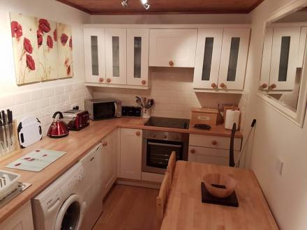 kitchen 3, Dunkeld Self Catering Birnam Holiday Cottage