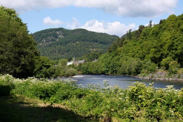 River Tay, Birnam & Dunkeld